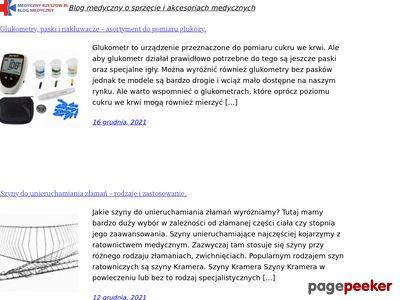 Koncentratory tlenu - medyczny-rzeszow.pl