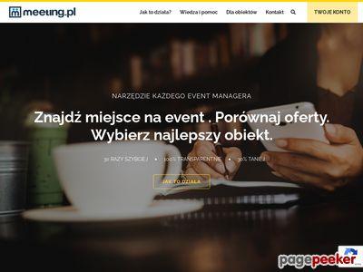 Organizacja konferencji Meeting