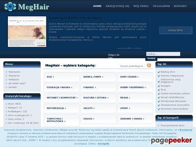 Katalog Meghair