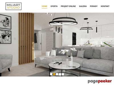 Mil&Art Studio - wykańczanie wnętrz Lublin