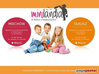 Minilandia.com.pl - Przedszkole Olkusz