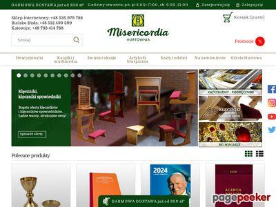 Misericordia - hurtownia dewocjonalii