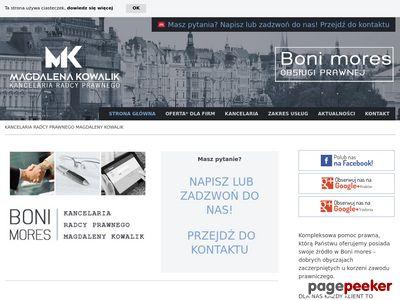 Mk-kancelaria - prawnik dla firm