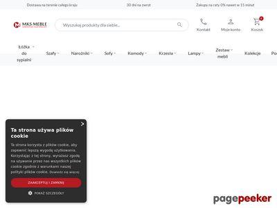 Internetowy sklep meblowy online