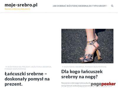 O biżuterii moje-srebro.pl