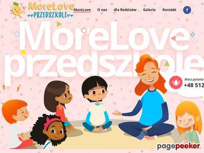 Przedszkole białołęka - Morelove