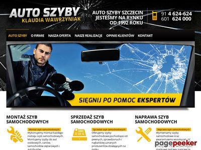 Szyby samochodowe Szczecin