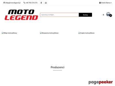 MotoLegend - Akcesoria do Motocykli