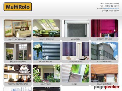 Rolety - Gdynia MultiRolo