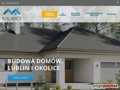 Budowa domów stan deweloperski Lublin