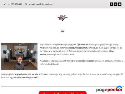 Music Serwis - DJ Robert Koss