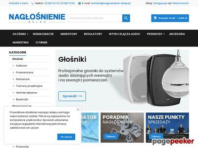 Naglosnienie-sklep.pl