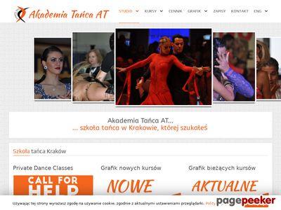 Szkoła tańca Kraków