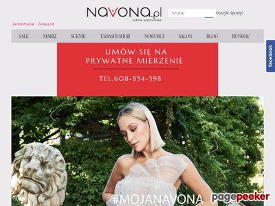Sukienki na studniówke sklep online