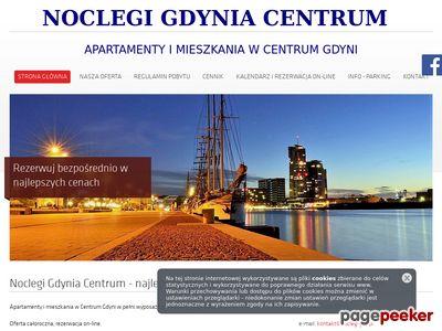 Nocleg Gdynia, Noclegi Gdynia, apartamenty