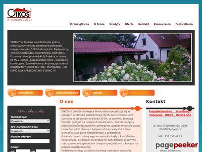atrakcyjne działki inwestycyjne Bydgoszcz