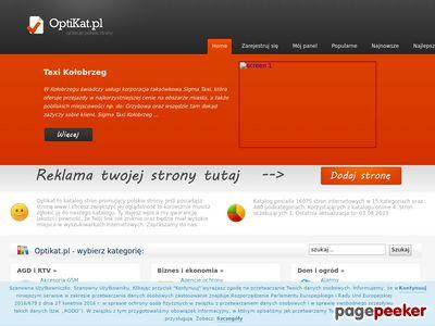 Optikat - katalog stron