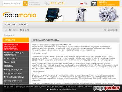 Optomania.pl - unit okulistyczny