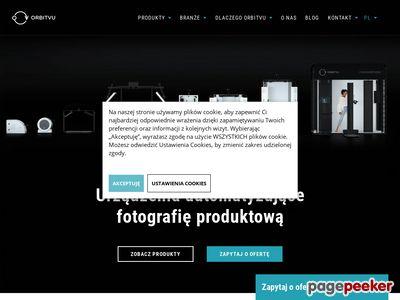Packshot - orbitvu.pl