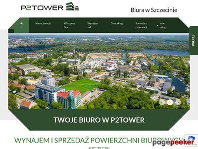 Wynajem lokali biurowych Szczecin