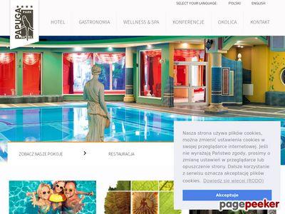 Spa i Hotel w Bielsku