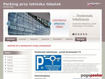 Parkingprzylotniskugdansk.pl