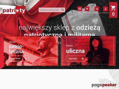 Sklep Patrioty.pl