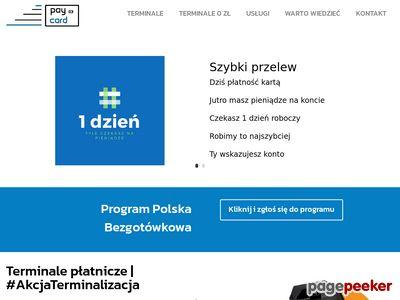 Terminale Płatnicze | ☎ 691 894 788 | oferty | cenniki | Warszawa