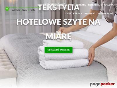 PchPolonia – elementy wyposażenia hoteli i restauracji