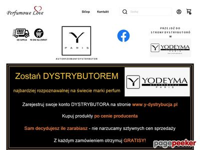 Perfumeria Online - Perfumowe Love