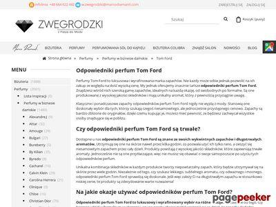perfumy lane zamienniki