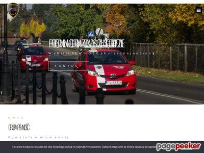 PEWNOŚĆ Sp. z o. o. - Agencja Ochrony