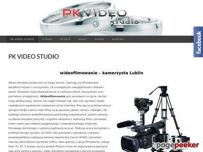 Filmowanie Lublin - Kamerzysta Lublin - Wideofilmowanie Lublin