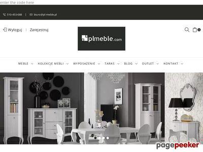 Plmeble.com - internetowy sklep meblowy