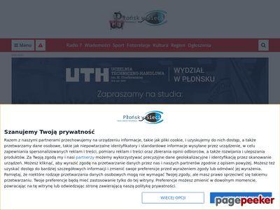 Portal informacyjny Płońska