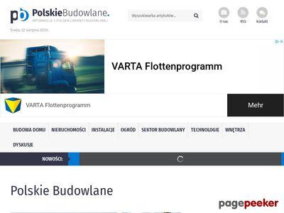 Wyszukiwarka firm budowlanych - polskiebudowlane.pl