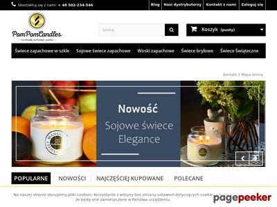 Pompomcandles.pl