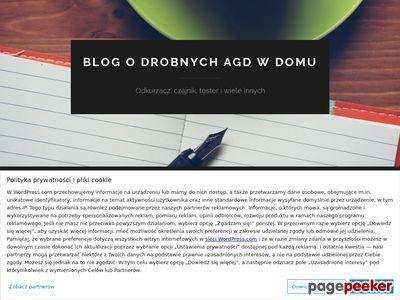 Sokowirówka i inne AGD