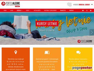 Porto Alegre - Szkoła języków iberyjskich