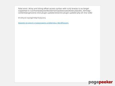 Potwory Wózkowe - blog parentingowy