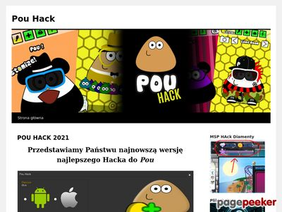 POU HACK - Pou Hack to sposób na kasę, itemy