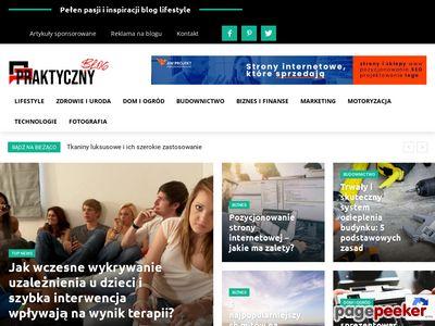 Praktycznyblog.pl, artykuły sponsorowane