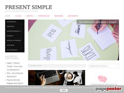 Blog o komunikacji i promocji