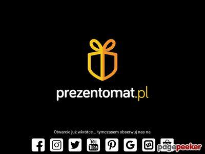 Prezentomat - sklep z prezentami na każdą okazję