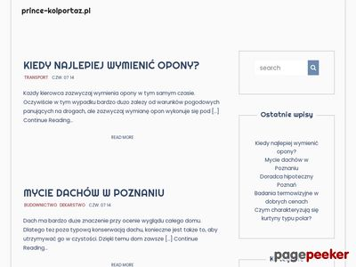 Ulotki Gorzów Wielkopolski