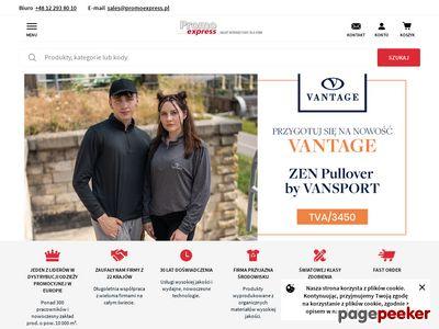 Markowe materiały promocyjne dla firm - promoexpress.pl