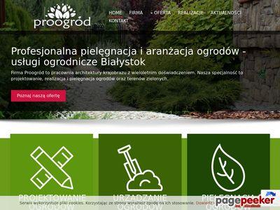 Ogrody Białystok