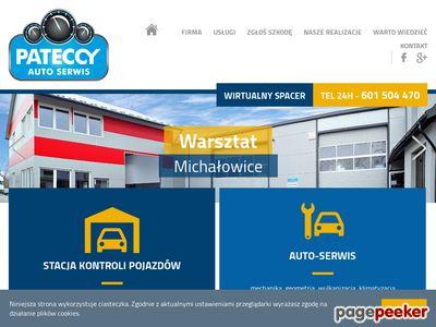 Serwis zabudowy samochodów dostawczych