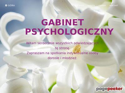 Psycholog Łódź