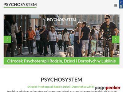 Ośrodek psychoterapii Psychosystem